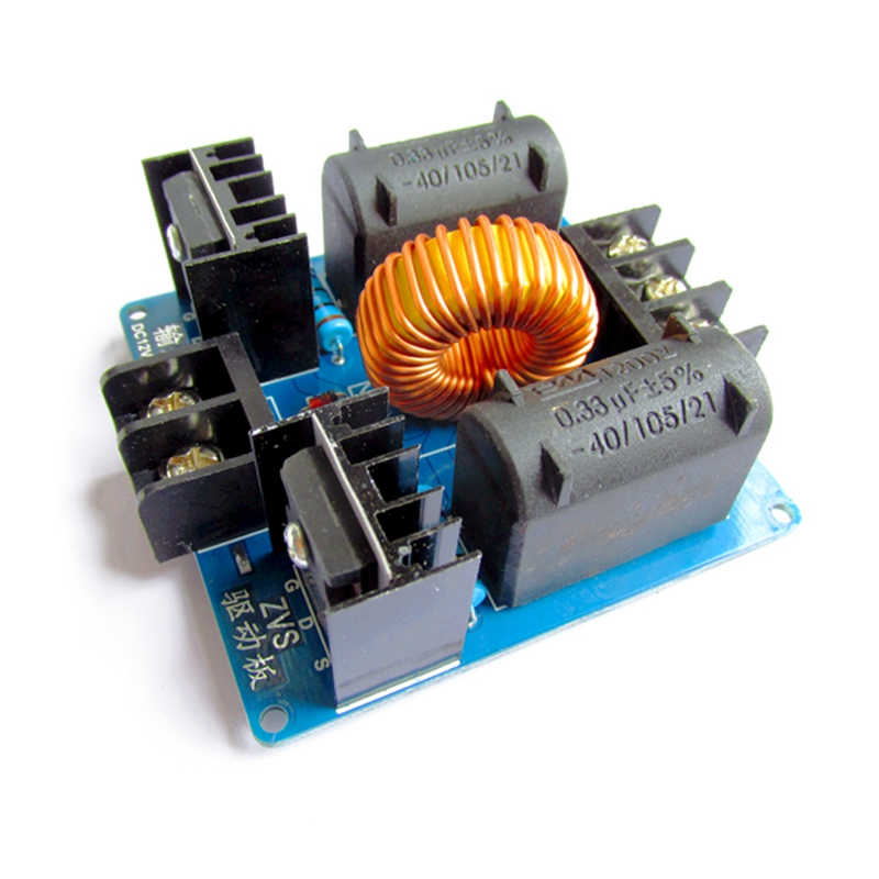 Flyback driving circuit ZVS induction heating module plate ... on