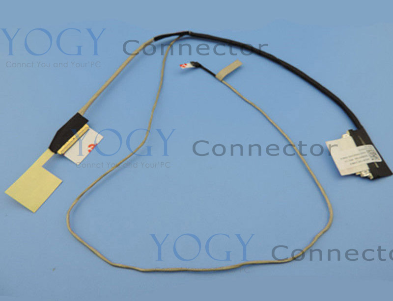 все цены на dc020027j00 Laptop LCD cable fit for HP 15-A 15-AC 15-AC121DX 250 G4 series motherboard screen cable онлайн