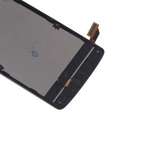 Image 5 - الأصلي LCD ل LG ليون H340 h320 h324 H340N H326 MS345 C50 شاشة إل سي دي باللمس الشاشة مع طقم تصليح الإطار استبدال + أدوات