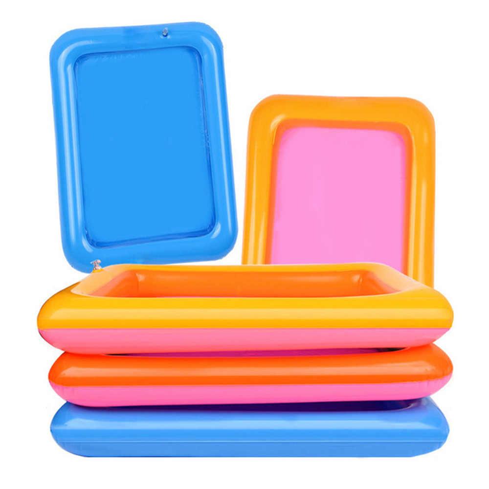 Крытый волшебный игровой надувная песочница аксессуары детские игрушки Mars космический лоток аксессуары пластиковый переносной столик