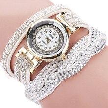 Relogio Feminino Saat женские часы модные повседневные аналоговые кварцевые Стразы Часы браслет часы женские часы reloj mujer