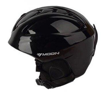 Moon double-plaque spécial pour les hommes et les femmes des casques de Ski équipement de sécurité ski sports plein air casque de Ski - 5