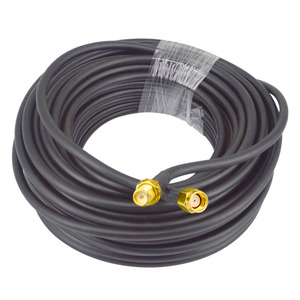 Image 3 - 15 Meter(49.2 Ft) Low Loss SMA Female to SMA Male Extension RG58 Coaxial Cable Connector