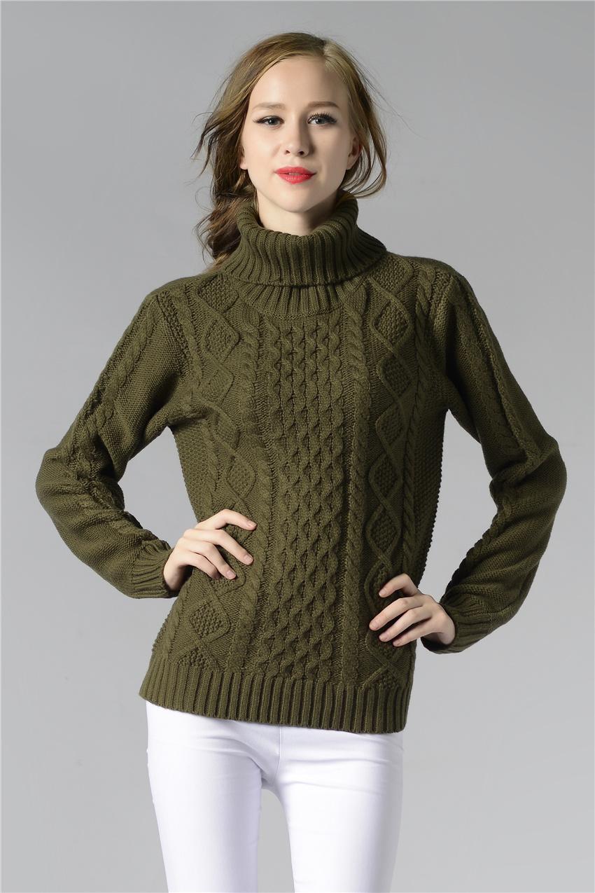 HTB1nFojSpXXXXc7XFXXq6xXFXXXM - FREE SHIPPING ! Sweater Long Sleeve Turtleneck JKP196