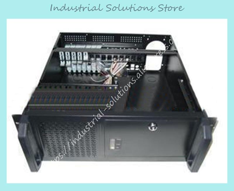 все цены на  NEW 4u 450 industrial computer case server computer case hard drive computer case  онлайн