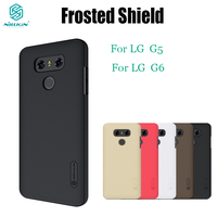 For LG G5 Nillkin Super Frosted Shield Hard Back Cover For LG G5 Mobile Phone Case