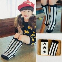 New Knee-highs for Girls Girls Socks Knee High Princess Cute Baby Sock Long Tube