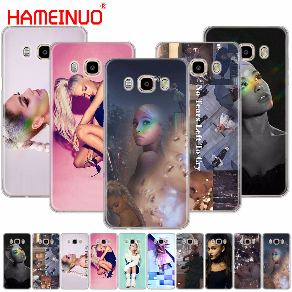 HAMEINUO No Tears Left To Cry ariana grande cover phone case for Samsung Galaxy J1 J2 J3 ...