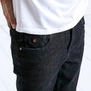 Image 3 - Simwood marca jeans masculina casual venda quente 2020 chegam novas calças compridas de brim fino para o homem calças plus size alta qualidade 180364