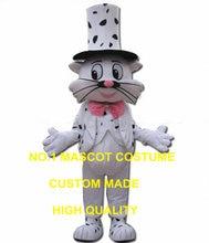 Popularne Biały Kot Maskotki Kostium Kupuj Tanie Biały Kot Maskotki