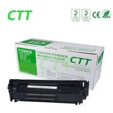 Ctt Q2612A 2612A 12a 2612 тонер-картридж Совместимость HP LaserJet 1010 1012 1015 1018 1022 1022N 1022NW 1020 3015 3020 3030 3050