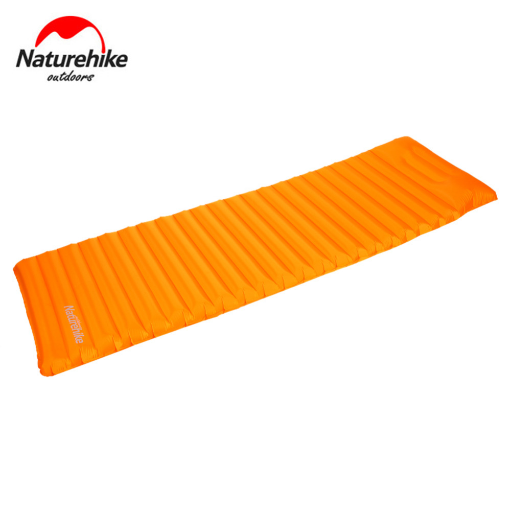 Naturehike Sleeping Bag Outdoor Tent Mattress Thicken Camping Mat Dampproof Sleeping Pad For Outdoor Activity Camping Hiking thicken soft knitted sleeping bag kids wrap mermaid blanket