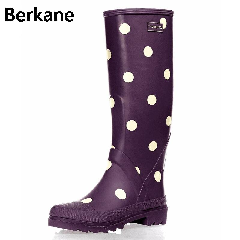 7b670c0f8961 Непромокаемые сапоги из ПВХ, женские непромокаемые ...