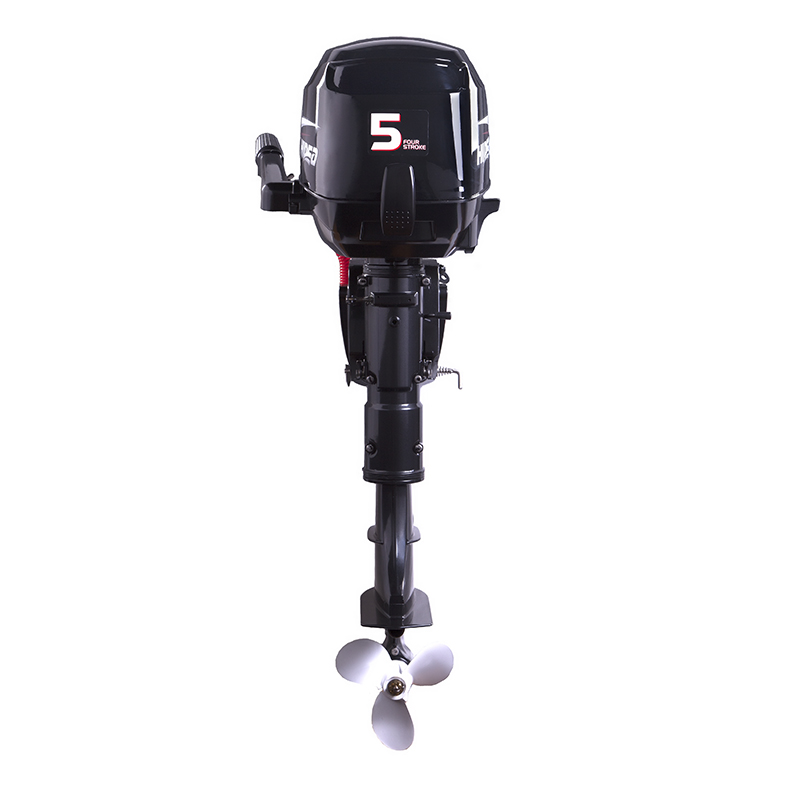 все цены на Hidea Boat Motors Short Shaft 2 Stroke 5HP HD5FHS Outboard Motors For Sale онлайн