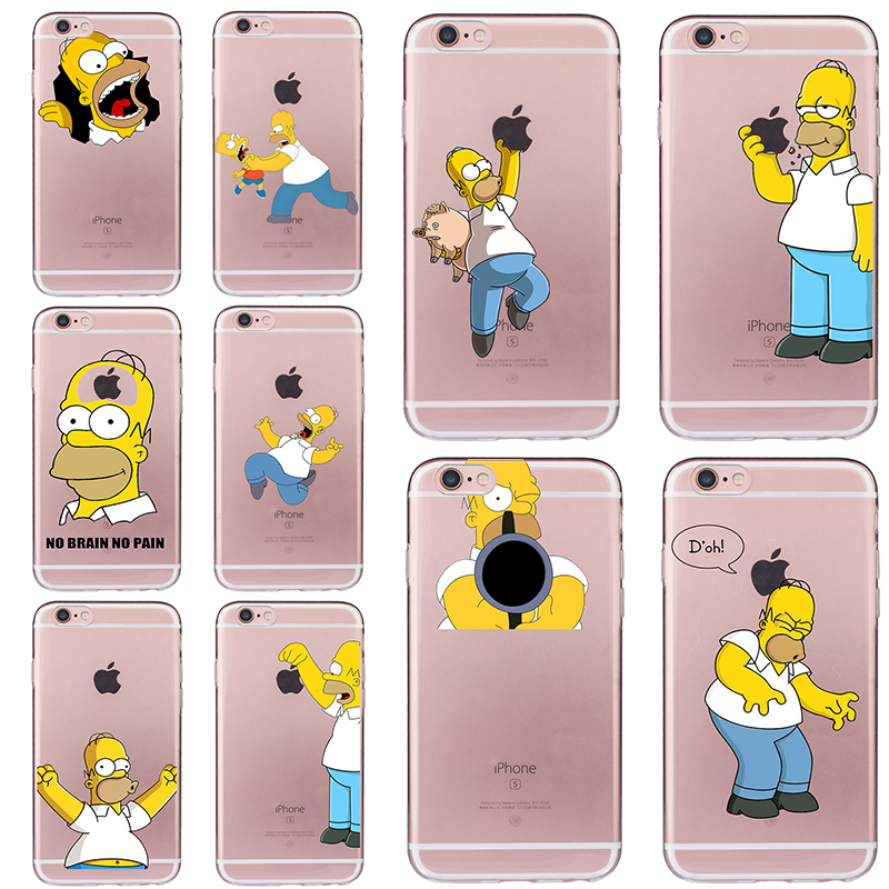 coque iphone 8 plus simpson