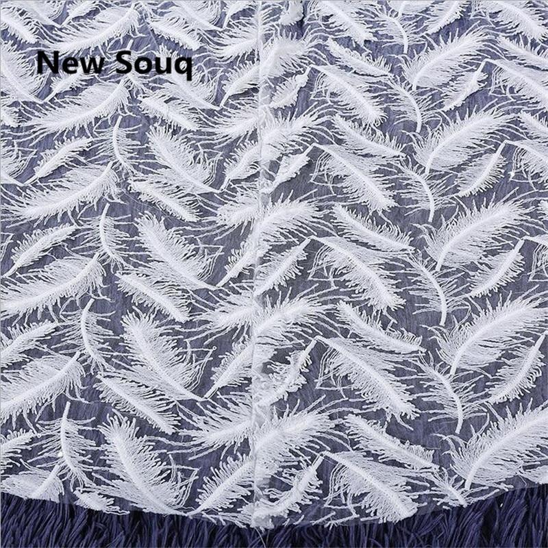 2019 New Design Feather Wedding Veils 3M Long Bridal Veil Wedding Accessories voile mariage Wedding Veil velo de novia