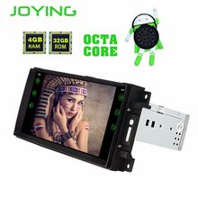 "7""Android 8.0 RAM 4GB Car Stereo GPS Navigation Radio For jeep Grand Cherokee Commander Dodge Charger Chrysler 300C audio Player(China)"