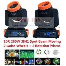 DHL 2018 Hot Beam Spot Moving Head Light 260W 10R Sharpy Robe Wash Gobo Stage Effect Lights DJ Disco DMX Professional Projector