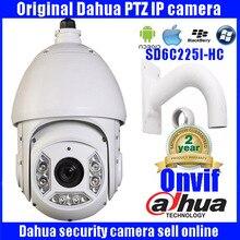 DAHUA english Camera DH-SD6C225I CCCTV 2MP FULL HD 25x Starlight IR PTZ HDCVI Camera with dahua logo SD6C225I-HC DHI-SD6C225I-HC