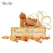 Yeele Thanksgiving Photocall Party Wood Harvest Photography Backdrops Personalized Photographic Backgrounds For Photo Studio
