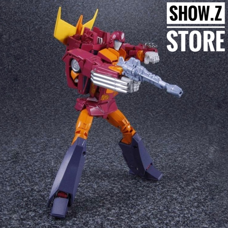 [Show.Z Store] [Factory Leaking Version] 4th Party MP28 Hotrod MP-28 Hot Rod Rodimus Action Figure Transformation [show z store] 4th party mp 13 masterpiece mp 13 mp13 transformation action figure