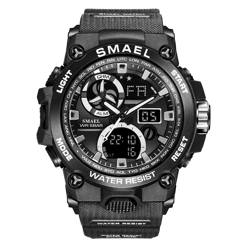 2019 Simaier's New Watches Are Genuine Fashion Sports Multi-functional Electronic Watches Couple Popular Men Waterproof Wholesal