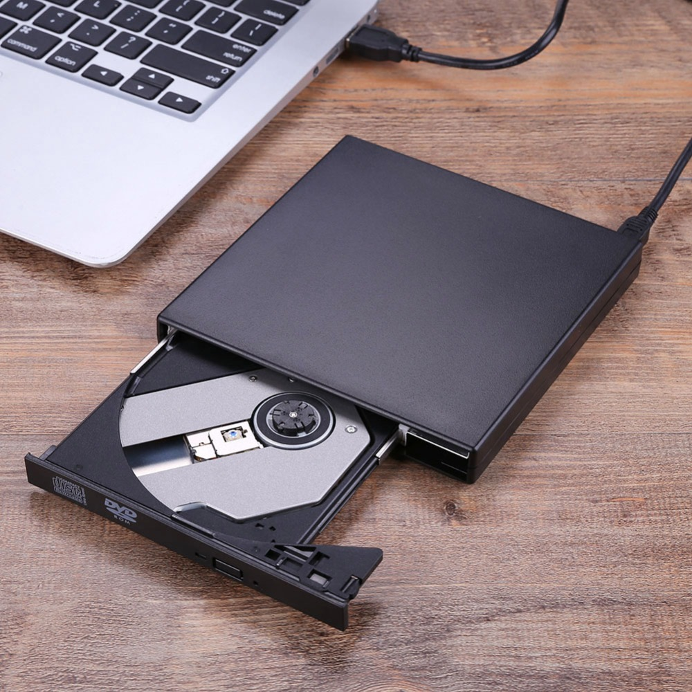 USB 2.0 Port External CD DVD burner with CD writer combo CD-RW/DVD-RW Burner Drive for PC Laptop for windows Mac OS кристина бейкер клайн картина мира