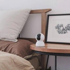 Image 2 - Xiaomi Mijia מיני IP המצלמה Wifi 1080P HD אינפרא אדום ראיית לילה 360 תואר אלחוטי Wi fi טלוויזיה במעגל סגור מצלמת אבטחה בבית חכמה מצלמה