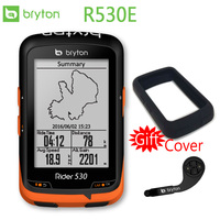 Bryton 530E GPS Bicycle Bike Computer Extension Mount with Bluetooth ANT+ (Support Speed Cadence/Speed/ Heart Rate)