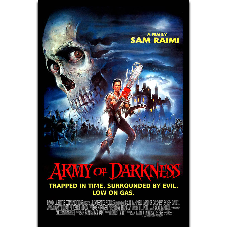 Amy of the Dead Movie Art Silk Poster 12x18 24x36