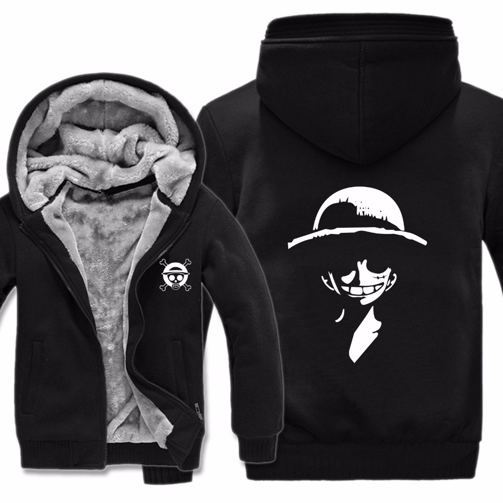 Hoodies & Sweatshirts Monkey Goku Vs Monkey Luffy Hoodies Skate Pop Design Funny Anime Crossover Brand Novelty Unisex Warm Fleece White Pullover