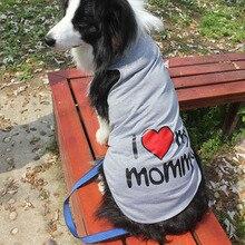 Cotton Large Size Dog Clothes