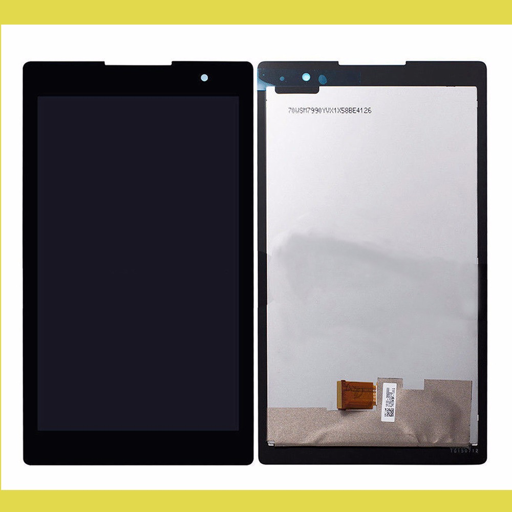 Replacement New 7-inch LCD Display Touch Screen Assembly For Asus ZenPad C 7.0 Z170CG P01Y Tablet PC LCD Screen Free Shipping new 10 1 inch for sony xperia tablet z sgp311 sgp312 sgp321 lcd display touch screen digitizer replacement free shipping