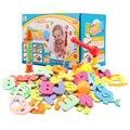 Nova Casa de Banho Do Bebê Tênis De Pesca Eva Espuma Material de Números e Letras Do Alfabeto Cognitiva Brinquedos para o Banho