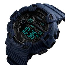 Wonderful SKMEI Military Waterproof Luminous Week Date Electronic Digital Wrist