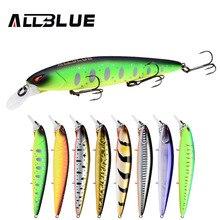 ALLBLUE JINBE 110SP Silent Wobbler Fishing Lure 110mm 18.5g Rolling Jerkbait Minnow Distinctive Lip Bass Pike Bait Fishing Deal with