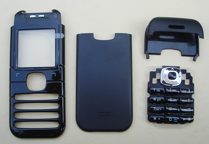 US $7 99  New Full Complete Mobile Phone Housing Cover Case Keypad for  Nokia 6030-in Mobile Phone Housings & Frames from Cellphones &