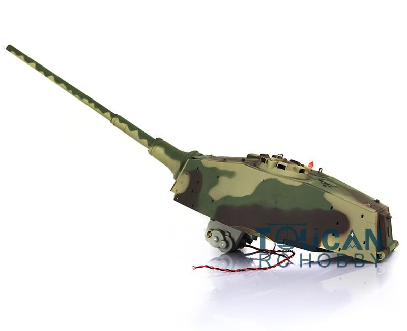 HengLong 1/16 Henschel King Tiger Turret W/ Airsoft Gearbox 3888A стоимость