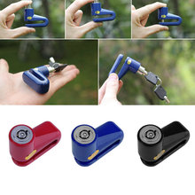 Hot Selling ! Anti theft Disk Disc Brake Rotor Lock For Scooter and Bicycles