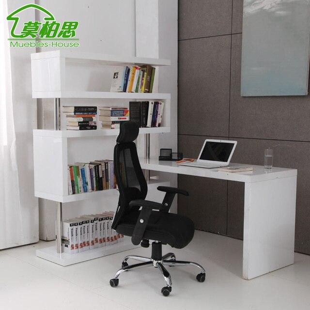 mobo si mobili in stile caratteristica scrivania con libreria ...