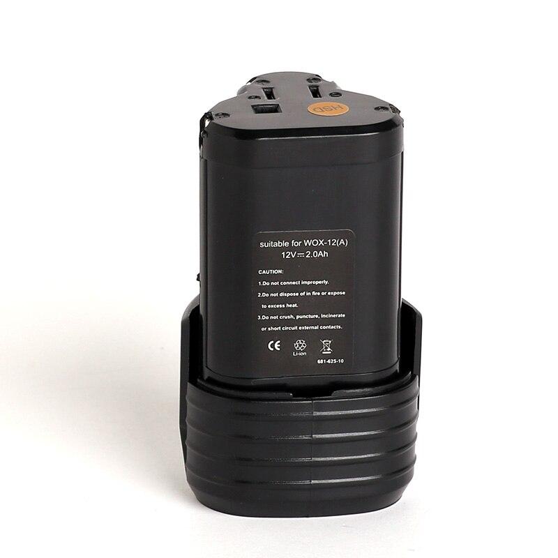 Conjunto de Bateria wx6777 wx3827 Tipo : Li-ion