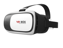 VR BOX V2 Play Virtual Reality Helmet 3D Glasses Adjustable interpupillary distance Generic for 3.5″ – 6.0″