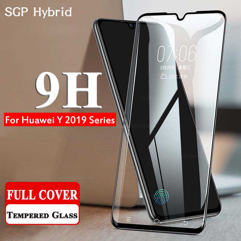Y7 2019 Safety Glass On For Huawei Y7 Y9 Y6 Y5 Prime Pro 2019 Screen Protector Y 6Pro 7Pro 9 2019 Cover Film Protective Glass