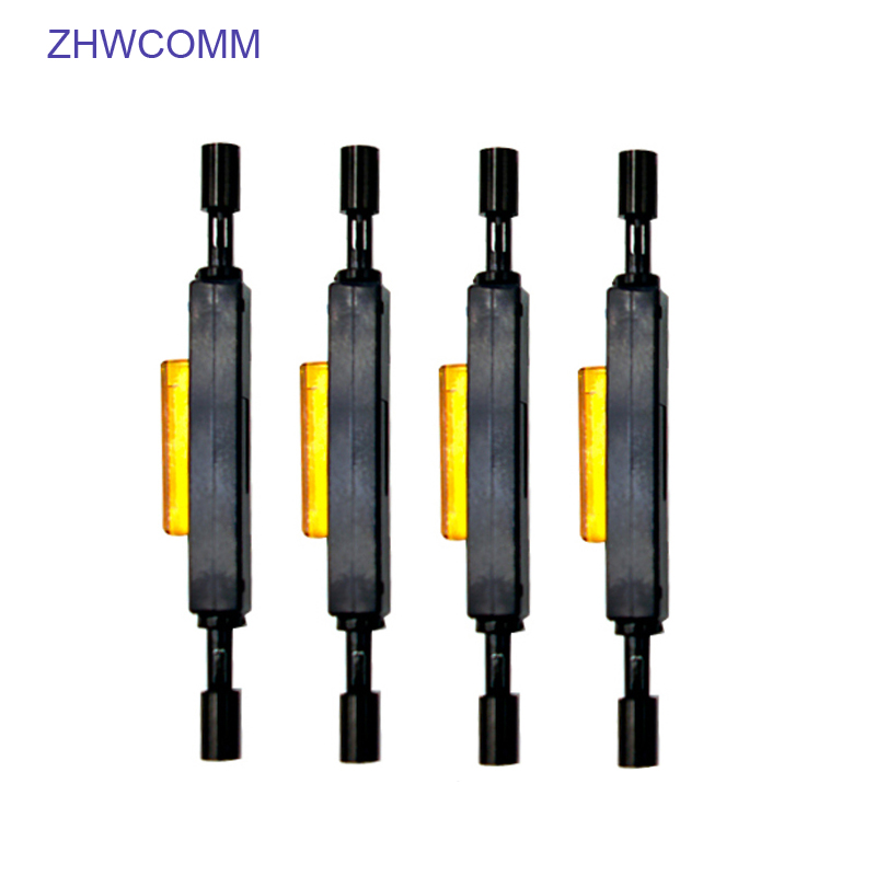 ZHWCOMM 50 pçs/lote alta qualidade L925B Splicer de Fibra Óptica Rápida Conector de Fibra Óptica Emenda Mecânica Frete Grátis