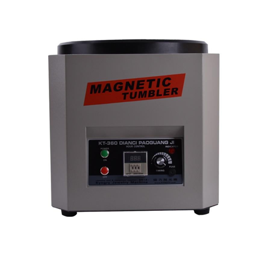 Fordított mágneses dobozos KT-360A 110V / 220V ékszer-polírozó - Elektromos kéziszerszámok - Fénykép 4