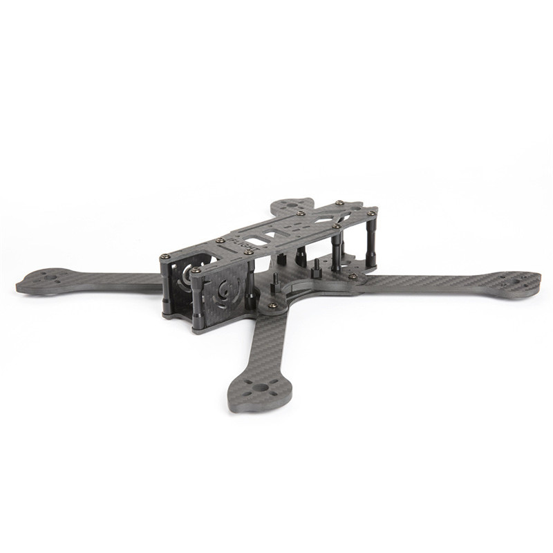 IFlight XL6 6 Inch 265mm Wheelbse 4mm Arm 3K Carbon Fiber Frame Kit for RC Models Multicopter Spare Part Accessories RC Toys exuav fs230 230mm 5 inch 5mm arm thickness 3k carbon fiber frame kit for rc models multicopter motor camera spare part accs