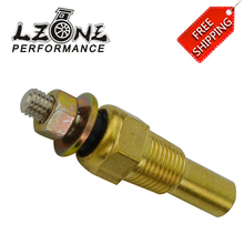 Oil-Temp-Sensor Gauge Racing-Car Water JR-TSU01 1/8-Npt