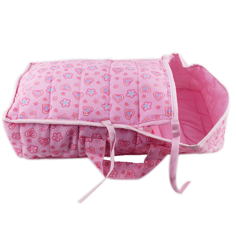 Baby Dolls Accessories Fashion Doll' Sleeping Bag For 43cm Baby Doll Doll