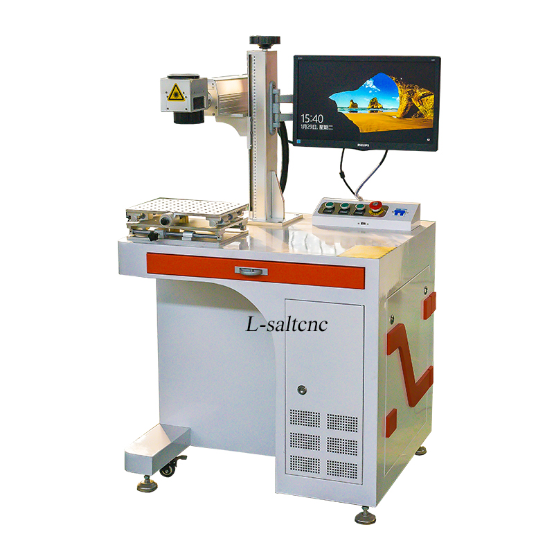 fiber <font><b>laser</b></font> <font><b>cutting</b></font> machine/ <font><b>20W</b></font> 30W 50W Portable Fiber <font><b>Laser</b></font> Marking Machine For Jewelry Metal image
