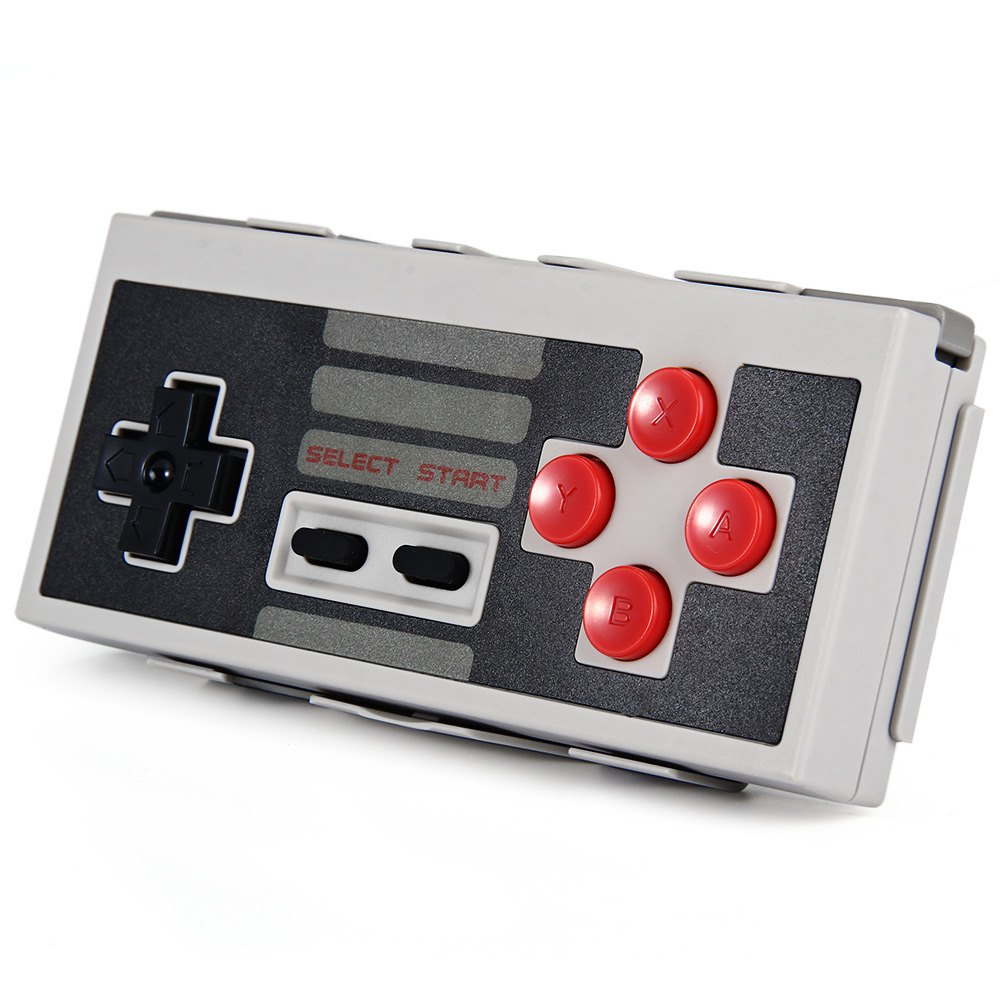Image 4 - Upgradable Firmware Wireless Bluetooth Controller 8Bitdo NES30 Dual Classic Joystick for iOS Android Gamepad PC Mac Linux-in Gamepads from Consumer Electronics